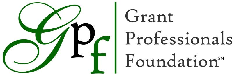 Strengthening Nonprofits - Advancing The Grant Profession