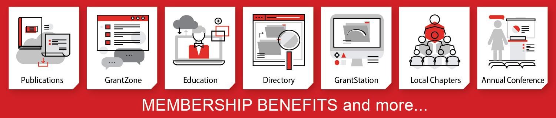 GPA membership benefits